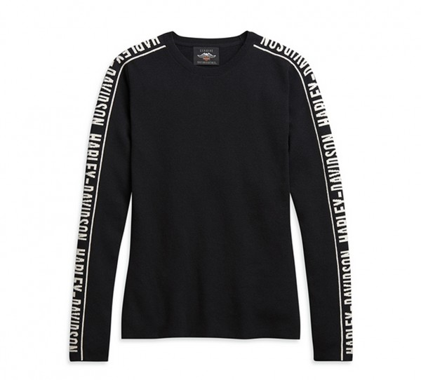SWEATER KNIT - BLACK