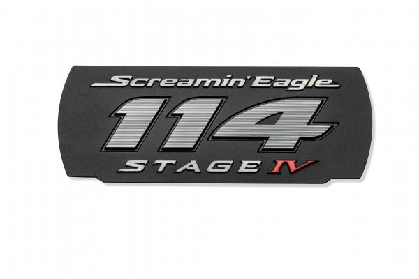SCREAMIN' EAGLE 114 STAGE IV EINSATZ