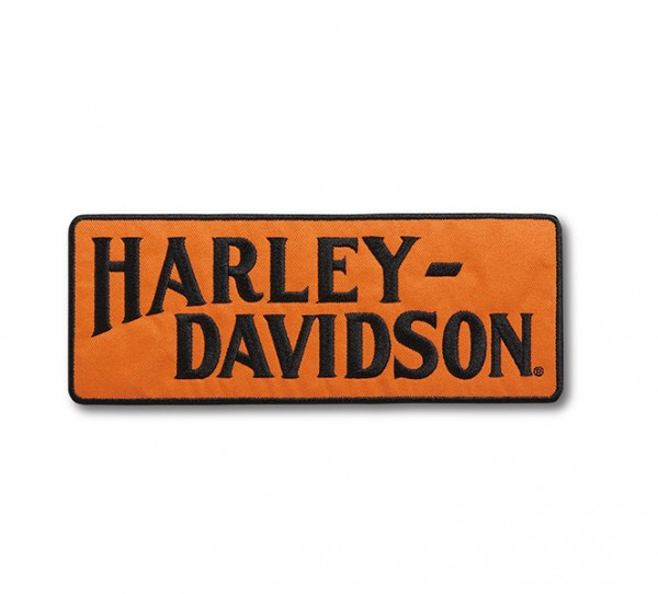 H-D PATCH - ORANGE