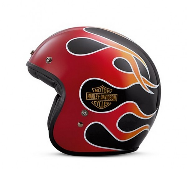 HELM RETRO FLAME