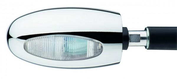 LENKERBLINKER WHITE BL1000 HALOGEN CHROM