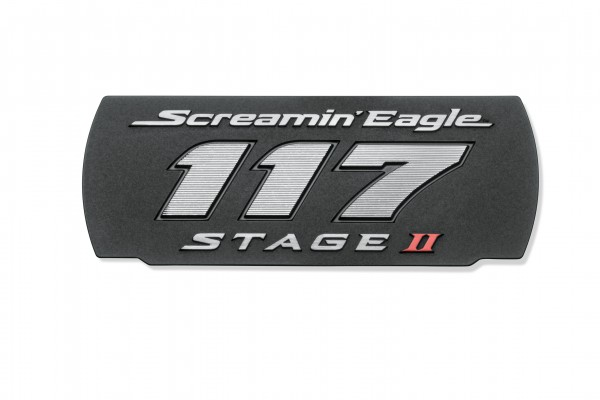SCREAMIN' EAGLE 117 STAGE II EINSATZ
