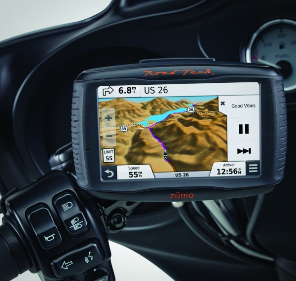 ROAD TECH ZUMO® 590 NAVIGATIONSSYSTEM