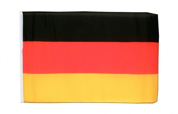KLEINE DEUTSCHLAND FLAGGE - 30 x 45 cm