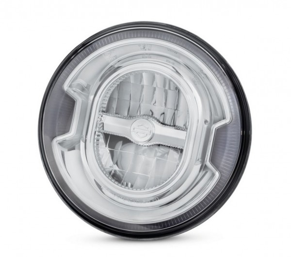 DAYMAKER™ SIGNATURE REFLECTOR LED-SCHEINWERFER CHROM