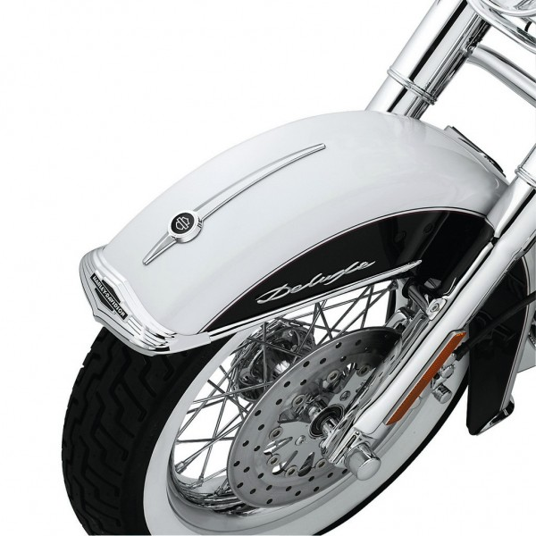 BAR & SHIELD LOGO FRONTFENDER-ZIERLEISTE