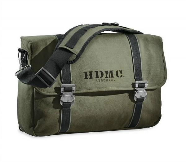 HDMC™ KURIERTASCHE - ARMY GREEN