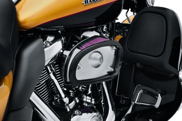 HIGH-FLOW LUFTFILTER – MILWAUKEE-EIGHT MOTOR CHROM